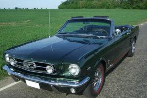 Mustang GT Conv.