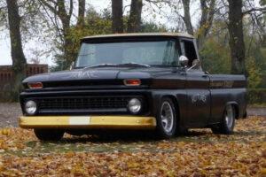 Chevrolet Buspickis