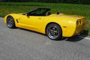 Corvette Conv.