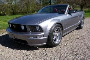 Mustang GT Conv