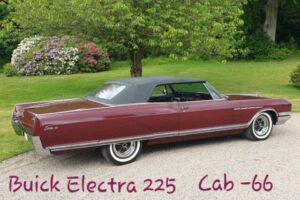Electra 225 cab -66