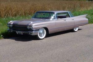Cadillac  Flat top-1960