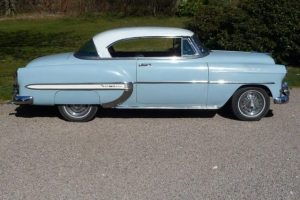 Chevrolet Bel Air 2 dr Coupe