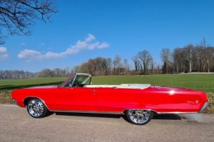 Chrysler Newport Convertible- 1968