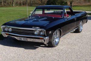 Chevrolet El Camino  – 67